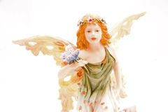 Angel with wings. Stock Images