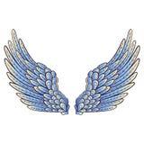 Angel Wings illustration libre de droits