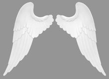 Free Angel Wings Royalty Free Stock Photos - 3213848