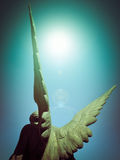 Angel Wings Stockfoto
