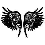 Angel Wings Photo libre de droits