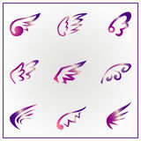 Angel Wings Images libres de droits