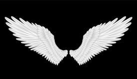 Angel Wings Stockfotos