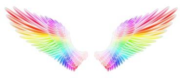 Angel Wings Fotos de archivo