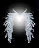 Angel Wings Imagenes de archivo