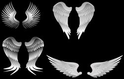 Angel Wings Photos stock