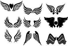 Angel Wings Imagen de archivo