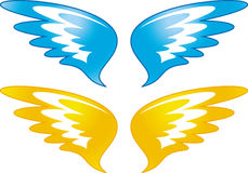 Angel Wings (Vector) Royalty Free Stock Photo