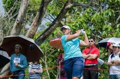 Angela Στάνφορντ των ΗΠΑ στη Honda LPGA Ταϊλάνδη 2016 Στοκ φωτογραφίες με δικαίωμα ελεύθερης χρήσης