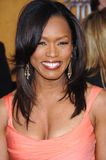 Angela Bassett. At the 12th Annual Screen Actors Guild Awards at the Shrine Auditorium, Los Angeles. January 29, 2006  Los Angeles, CA.  2006 Paul Smith / Stock Photo