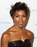 Angela Bassett Royalty Free Stock Image