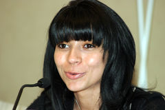 Angela Cretu Στοκ Εικόνες