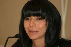 Angela Cretu Στοκ φωτογραφία με δικαίωμα ελεύθερης χρήσης