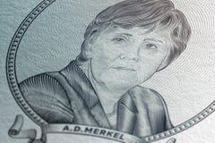 Angela Dorothea Merkel Zdjęcia Royalty Free
