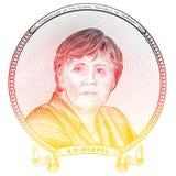 Angela Dorothea Merkel vector illustration