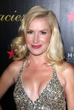 Angela Kinsey at the 2012 Gracie Awards Gala, Beverly Hilton Hotel, Beverly Hills, CA 05-22-12 Royalty Free Stock Photo