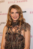 Angela Lindvall Royalty Free Stock Photography