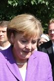 Angela Merkel Stock Photography