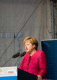 Angela Merkel Photos stock