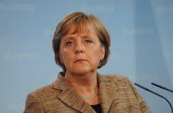 Angela Merkel 免版税库存照片