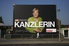 Angela Merkel Images libres de droits
