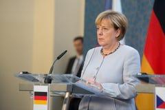 Angela Merkel Foto de archivo libre de regalías