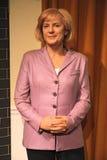 Angela Merkel at Madame Tussaud's royalty free stock photography