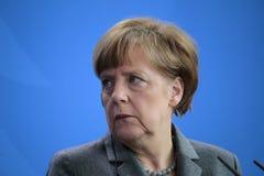Angela Merkel Stock Image
