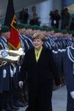 Angela Merkel Royalty Free Stock Image