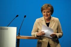 Angela Merkel Royalty Free Stock Photos