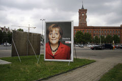 Angela Merkel Stock Photo