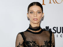 Angela Sarafyan. At the Los Angeles premiere of `The Promise` held at the TCL Chinese Theatre in Hollywood, USA on April 12, 2017 Stock Images