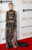 Angela Sarafyan. At the Los Angeles premiere of `The Promise` held at the TCL Chinese Theatre in Hollywood, USA on April 12, 2017 Stock Photos