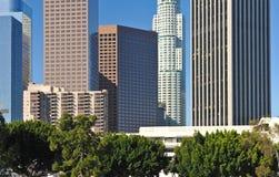 Angeles στενό Los επάνω Στοκ Φωτογραφία