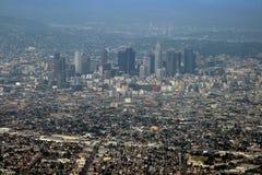 Angeles στο κέντρο της πόλης Los Στοκ Φωτογραφία