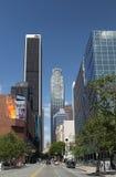 Angeles στο κέντρο της πόλης Los Στοκ φωτογραφία με δικαίωμα ελεύθερης χρήσης