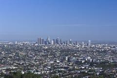 Angeles στο κέντρο της πόλης Los Στοκ Εικόνα