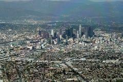 Angeles στο κέντρο της πόλης Los Στοκ Εικόνες