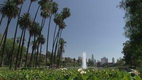 Angeles στο κέντρο της πόλης Los απόθεμα βίντεο