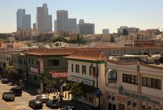 Angeles chinatown κεντρικός Los Στοκ φωτογραφίες με δικαίωμα ελεύθερης χρήσης