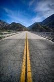 Angeles Forest Highway Bridge Στοκ Εικόνες
