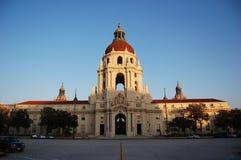 angeles Kalifornien stadshus los pasadena Arkivfoto