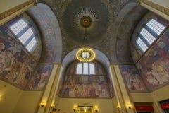 angeles library los public Στοκ Φωτογραφίες