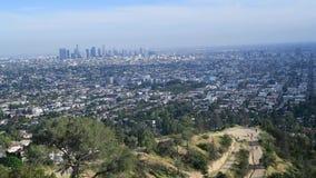 Ορίζοντας του Λος Άντζελες απόθεμα βίντεο