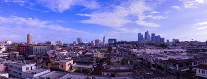 Angeles Los Στοκ Εικόνες