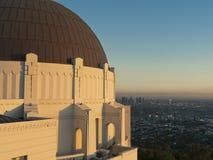 angeles obserwatorium Griffith los obrazy stock
