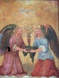 angeli Immagini Stock Libere da Diritti