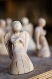 Angeli da Betlemme Immagini Stock Libere da Diritti