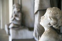 Angeli religiosi santi di simbolo di Cristianità Immagine Stock