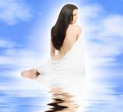 Angelic Royalty Free Stock Image